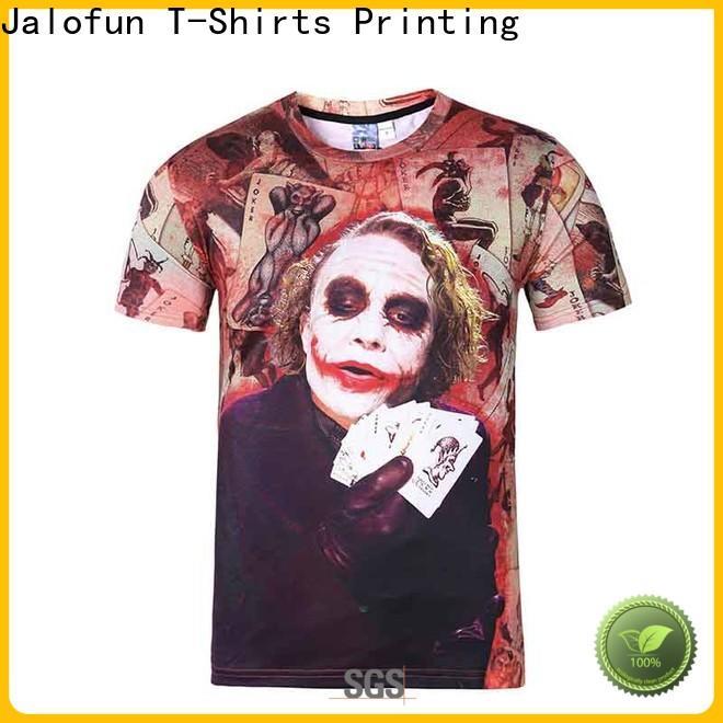 Jalofun heat customized shirts suppliers for work clothes