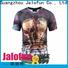 High-quality customized tee shirts textile suppliers
