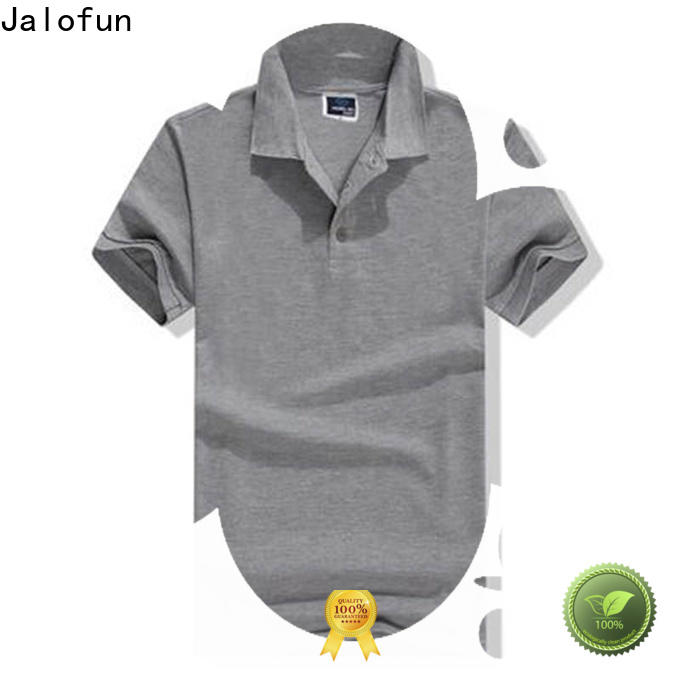 High-quality cotton polo shirts sleeve factory for sport