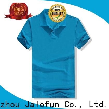 Latest pique polo shirt plain supply for outdoor activities