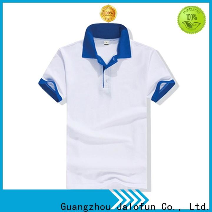 High-quality pique polo shirt cotton supply for outdoor activities