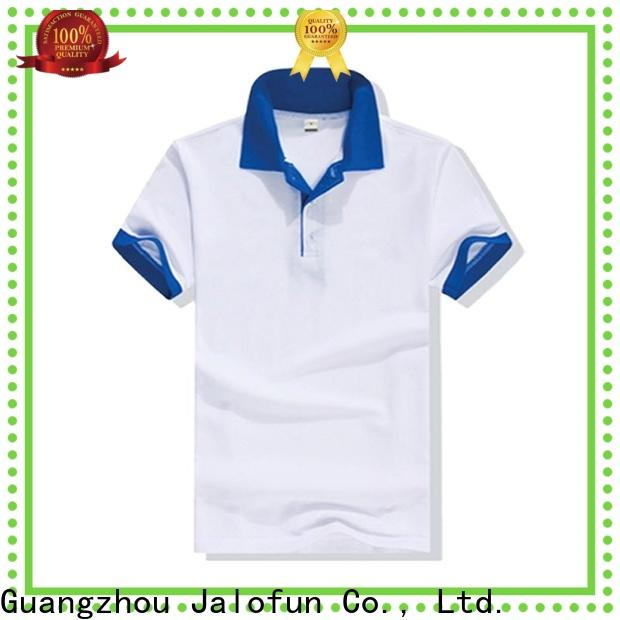 Custom custom polo shirt shirts suppliers for work