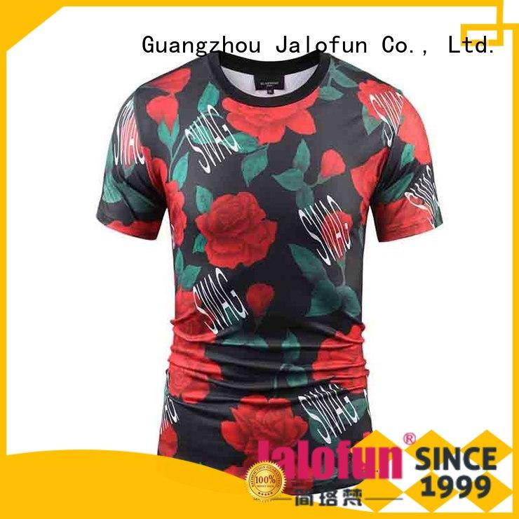 Jalofun plain printing shirt for business