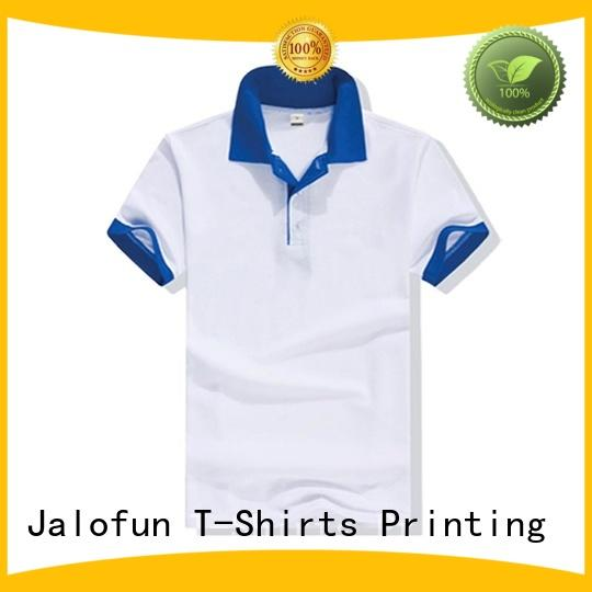 high-end custom polo shirt round factory for spring
