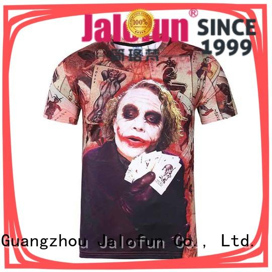 polyester custom logo shirts print suppliers for work