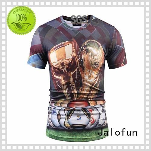 Jalofun price tee shirt printing for business for summer
