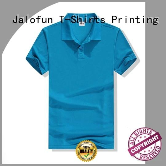 fitted polo shirts casual for summer Jalofun