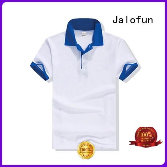 Jalofun good-looking pique polo shirt free quote for spring