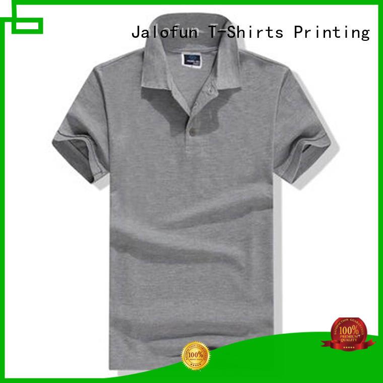 Jalofun High-quality pique polo shirt suppliers for travel