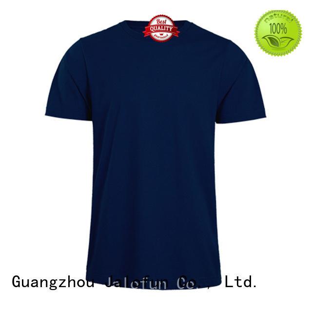 Jalofun Best heat transfer printing t shirt manufacturers for work clothes