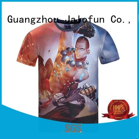 Jalofun sublimation bespoke t shirts for business for dating