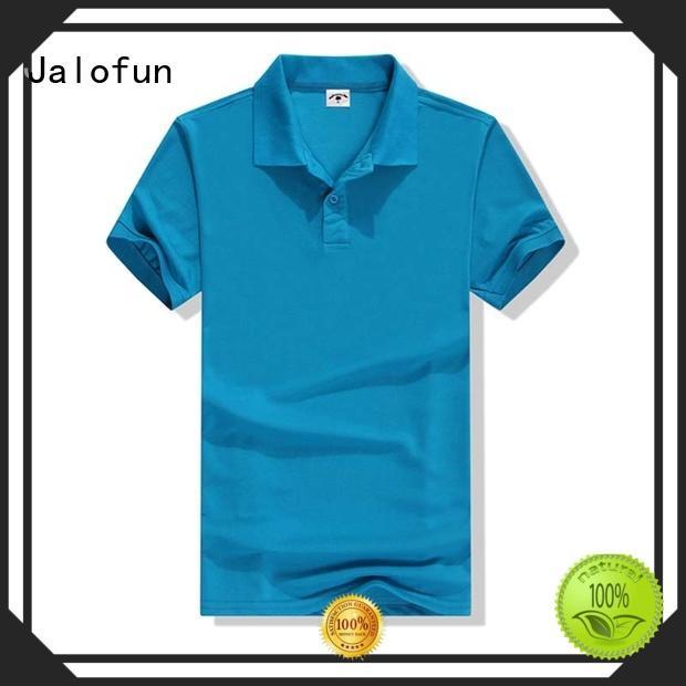 Good quality lightweight cotton polo shirts custom round hem plain polo shirt