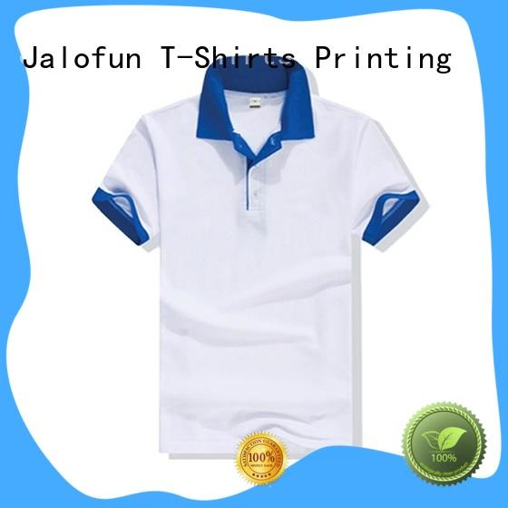 Latest cotton polo shirts polo supply for summer