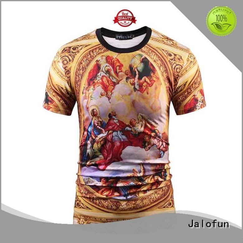 Jalofun tshirt bespoke t shirts for sale for travel