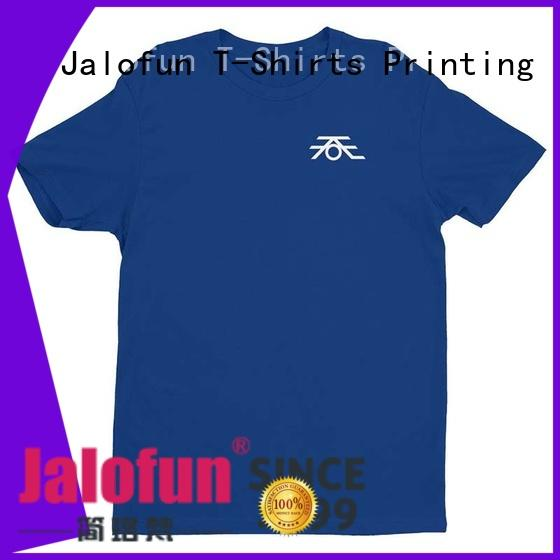 comfortable printing shirt sublimation supply for spring