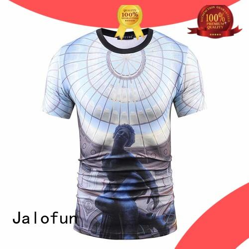 comfortable cotton t shirt printing suppliers for work clothes
