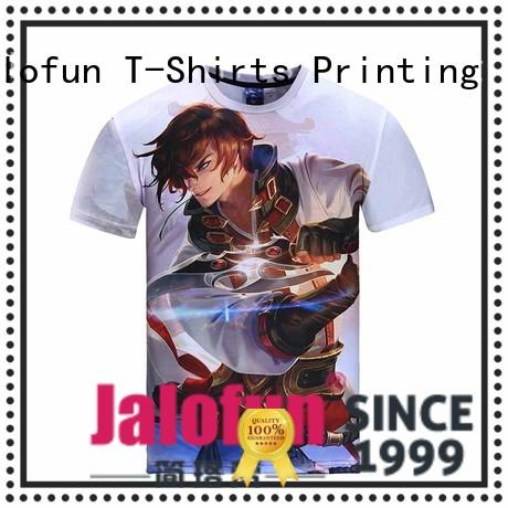 Best Customized T Shirt /Sublimation Tshirts with Custom Logo