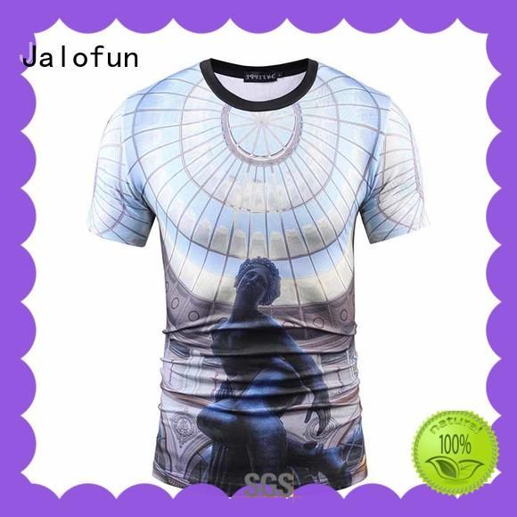 made direct to garment printing t shirt at discount for work Jalofun