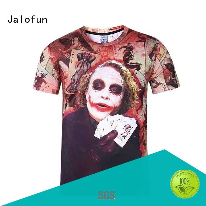 Factory Price Bespoke T Shirt Printing with Custom Logo