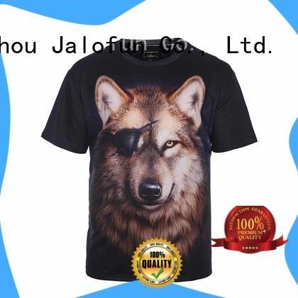 Jalofun tee bespoke t shirts company for man