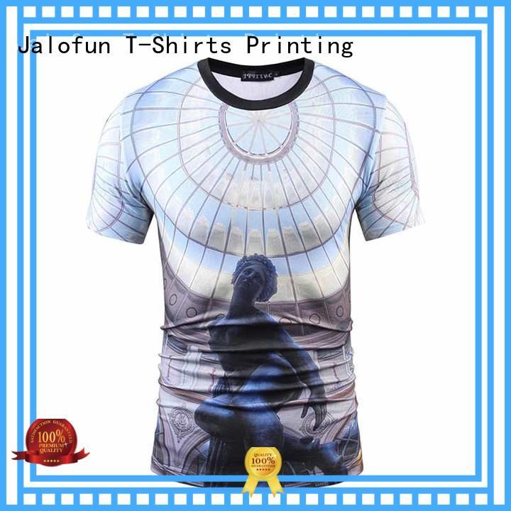 Factory Custom Printing Shirts with Custom Logo with Low Price