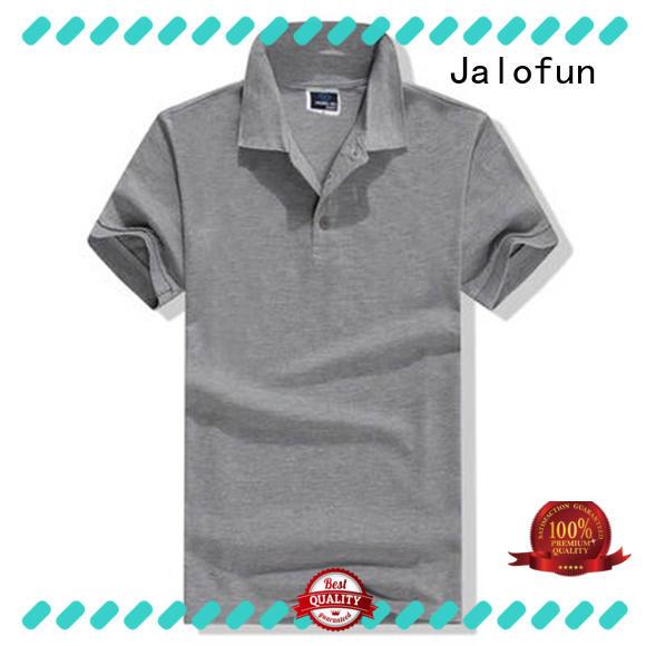 Jalofun round pique polo manufacturers