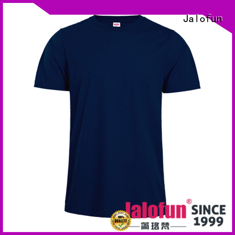 sublimation custom screen print shirts at discount for going to school Jalofun
