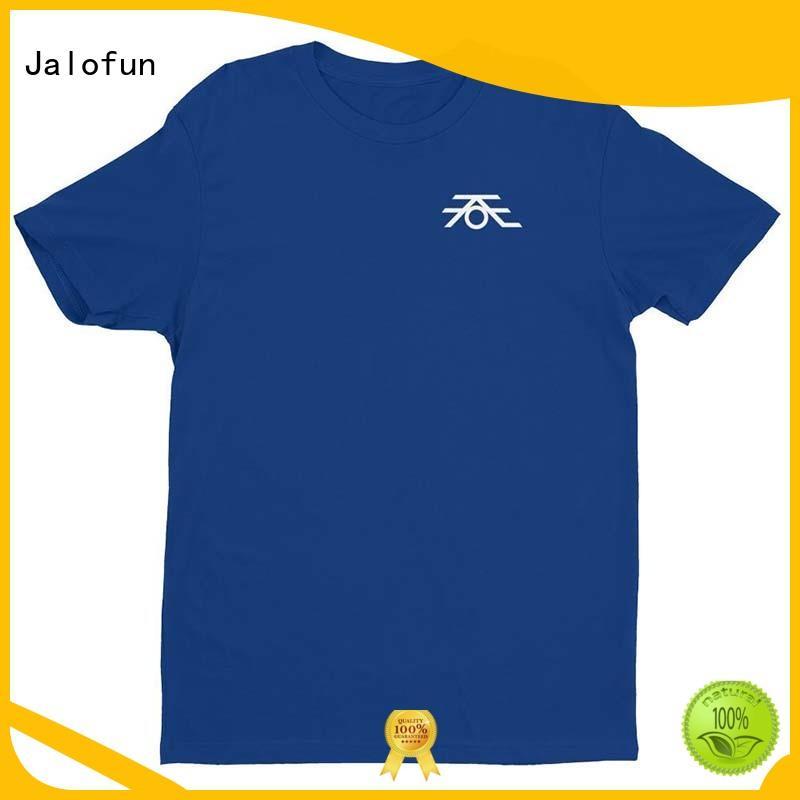 Wholesale transfer plain tee shirt printing Jalofun Brand