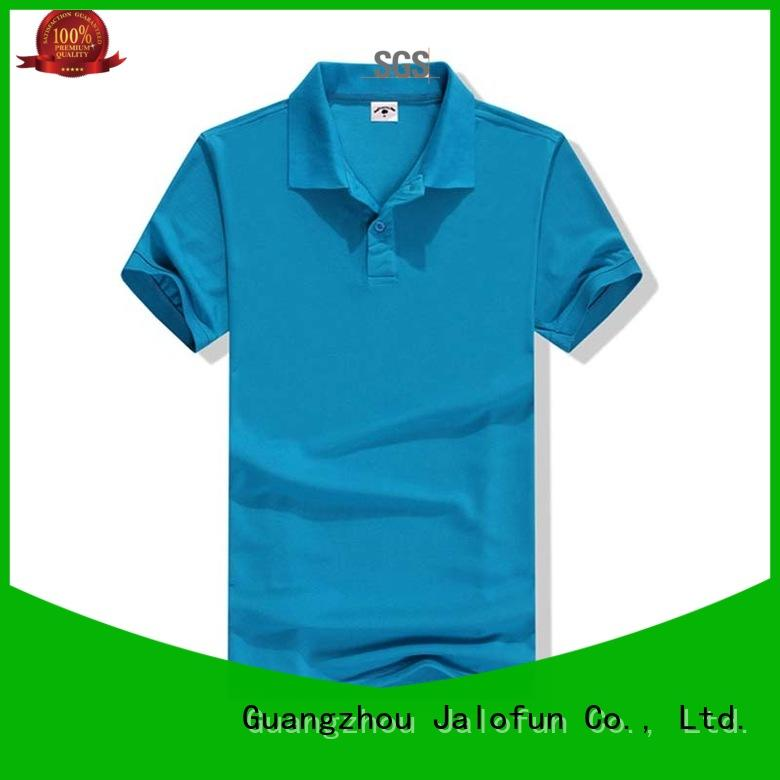New cotton polo shirts unisex factory for outdoor activities