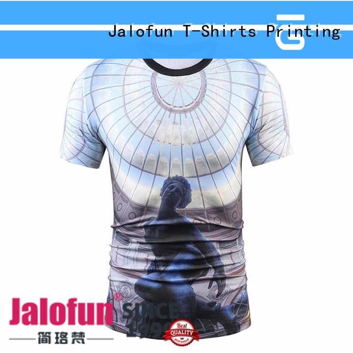logo tee shirt printing bulk production for sport
