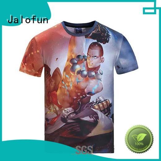 Jalofun comfortable cotton t shirt price for sport