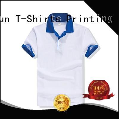 pique polo hem for class uniform Jalofun