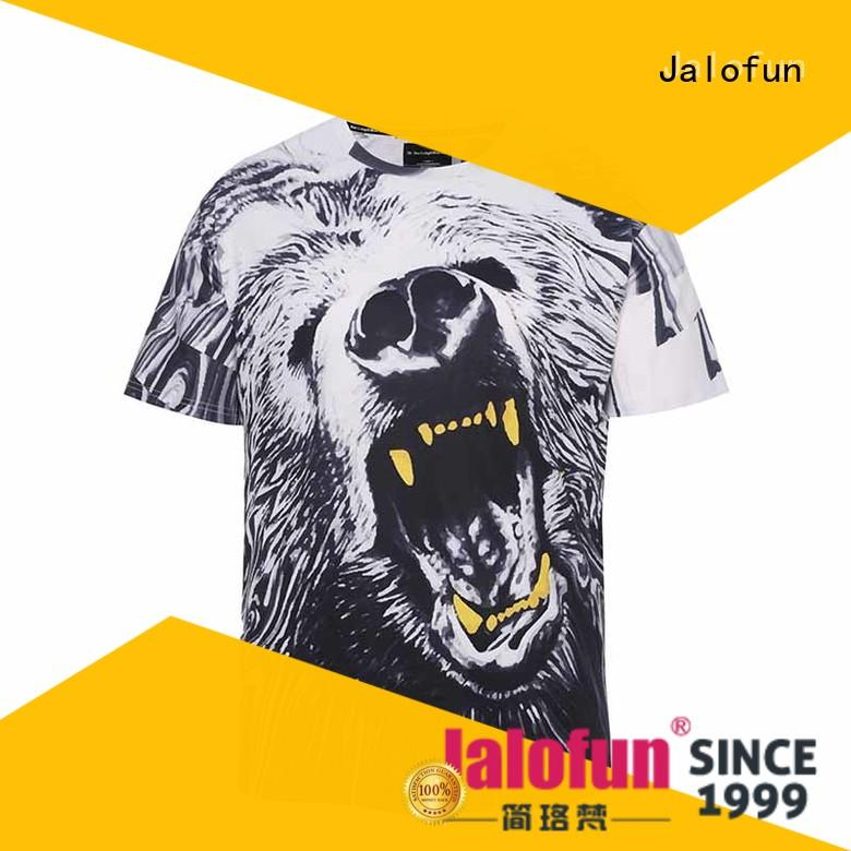 Jalofun customized customized shirts suppliers for class uniform