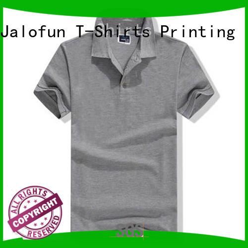shirt mens cotton polo shirts factory price Jalofun