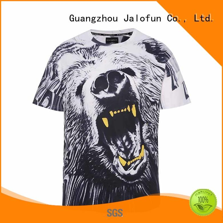 good cutting tee shirt printing cotton for sale for class uniform