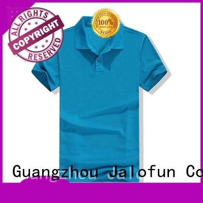 Jalofun colorful pique polo supply for summer