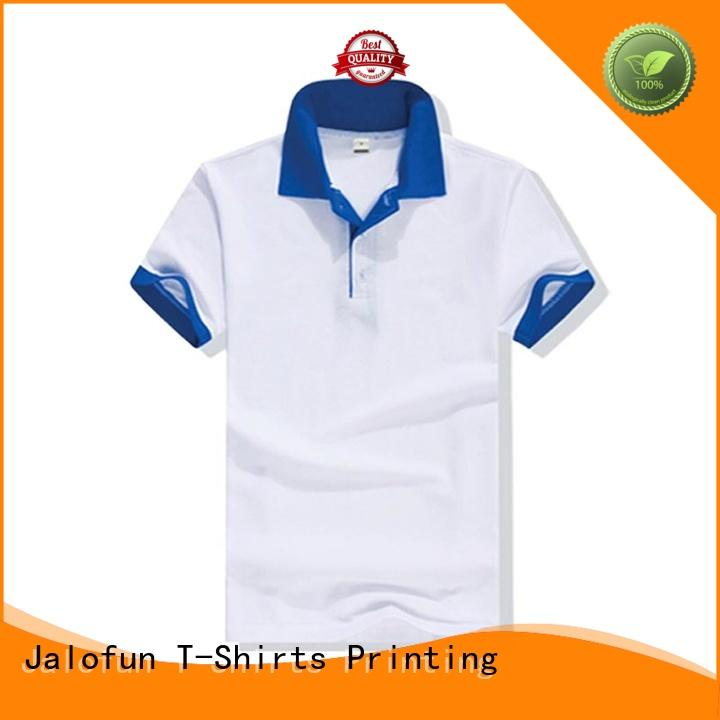 knitted polo shirt mens quality for spring Jalofun