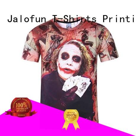 fashion design customized tee shirts plain supply for going to school