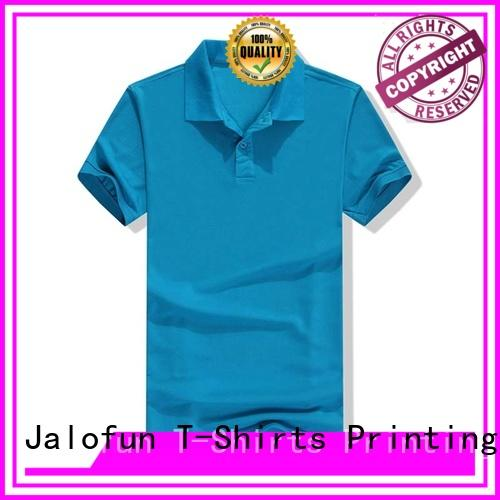 cotton polo shirts top shirt Jalofun Brand
