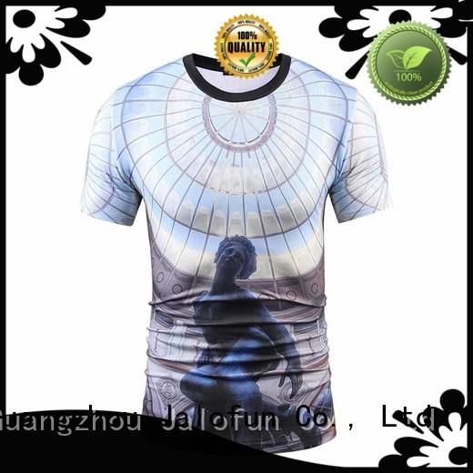 Jalofun shirts printing shirt manufacturers for summer