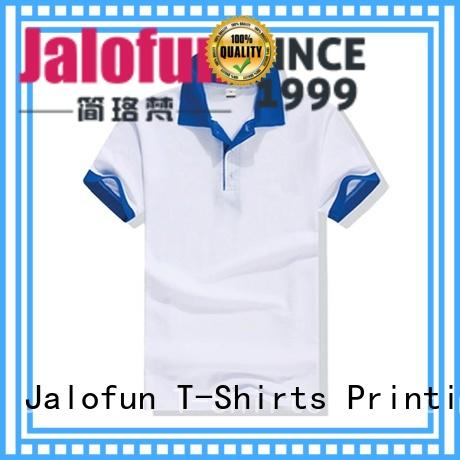 Jalofun quality cotton polo shirts for sale for travel