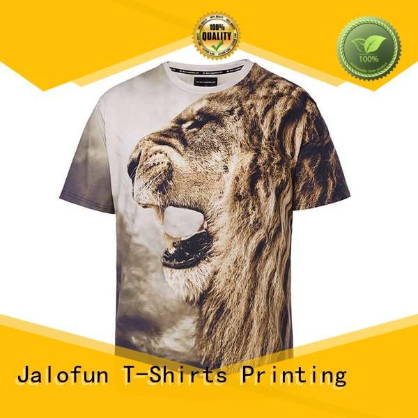 Jalofun new arrival tee shirts for travel
