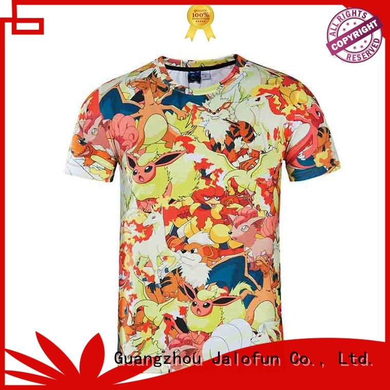 Jalofun gildan bespoke t shirt printing company for man