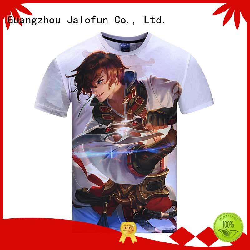 stylish design printing shirt made manufacturers for work clothes
