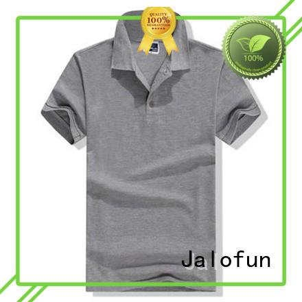 Jalofun mens custom polo shirt supply for man