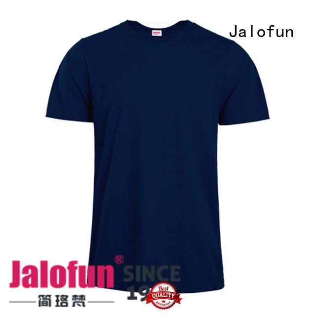 made bespoke t shirts bulk production for work Jalofun