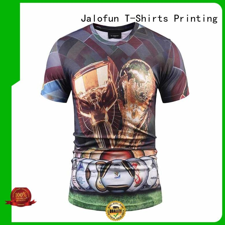 screen silk screen shirts at discount for travel Jalofun