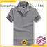 Jalofun elegant printing polo shirt at discount for outdoor activities