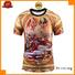 Jalofun cheap custom silk screen shirt printing sublimation for work clothes