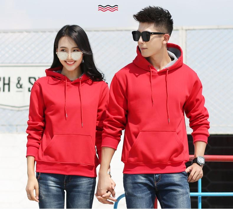 High-quality custom made sweatshirts fleece manufacturers for woman-1